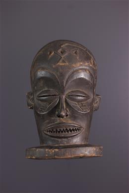 African art - Chokwe Cihongo Mask