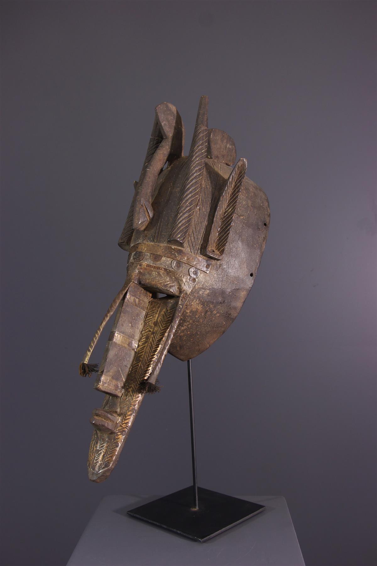 Markha Mask - African art