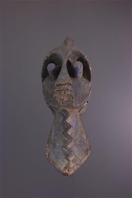 Ijo Crest Mask