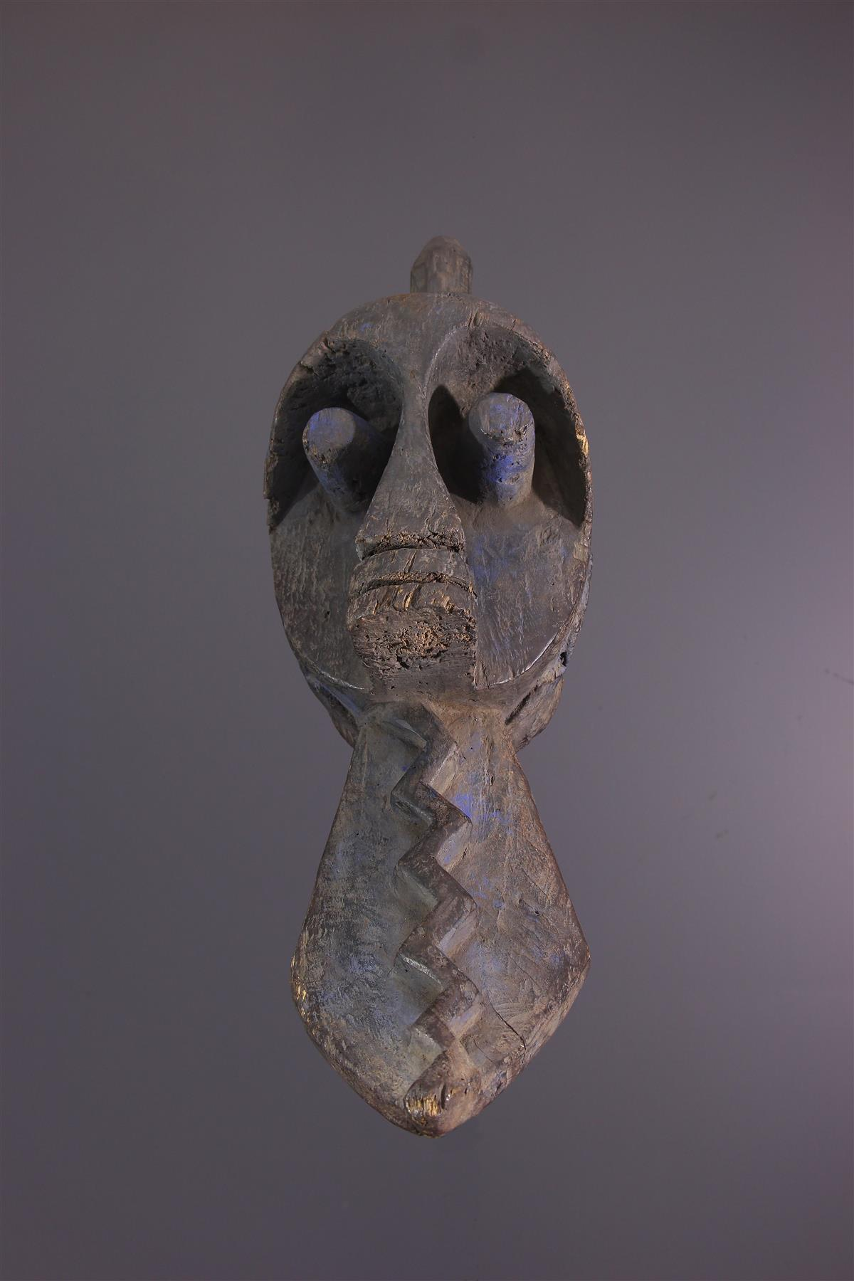Masque Ijo - African art