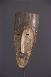 Masque africainMasquette Fang