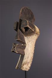 Masque africainKifwebe Mask
