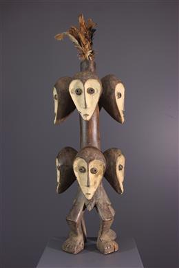African art - Sakimatwematwe League Statues