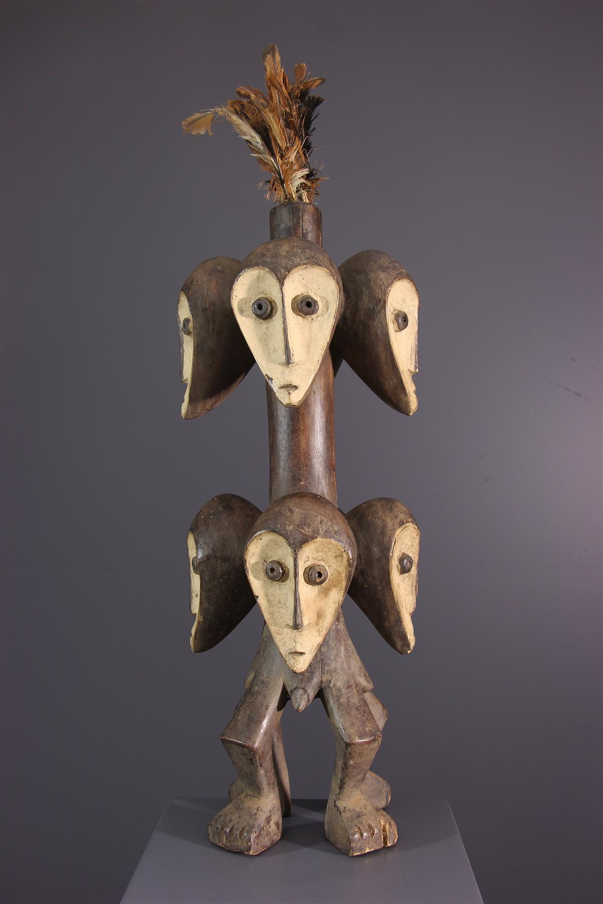 Sculpture Lega - African art