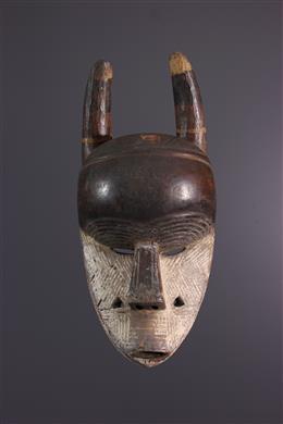 African art - Salampasu animal mask