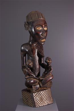 African art - Maternity Kongo Yombe Pfemba