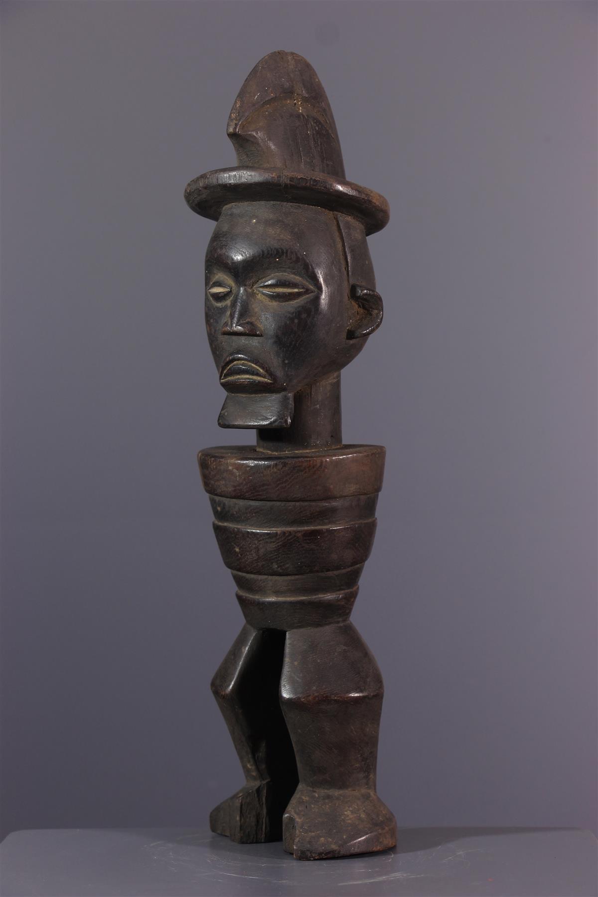 Teke Fetish - African art