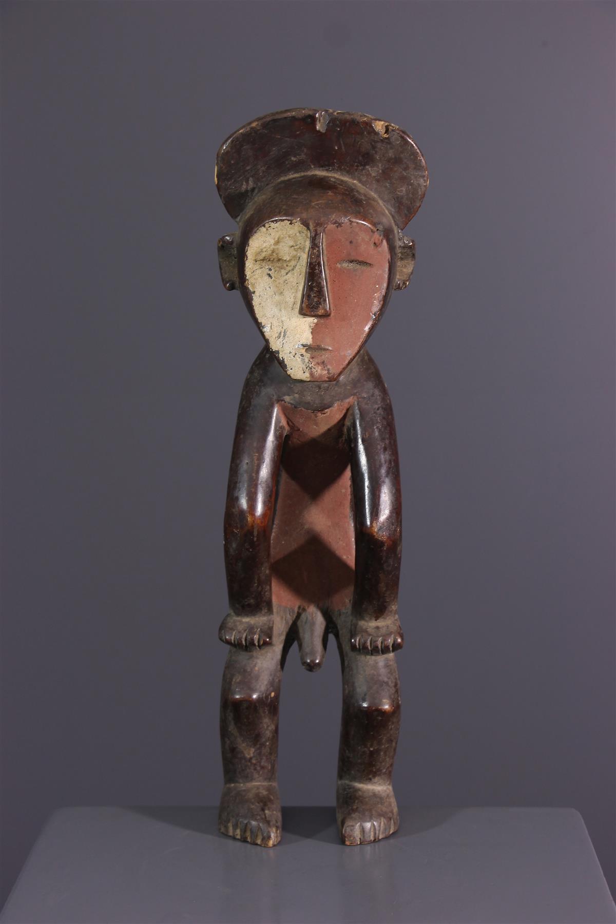 Statuette Mbole - African art