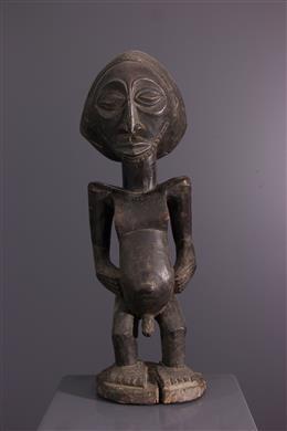 African art - Figure of ancestor Hemba Singiti