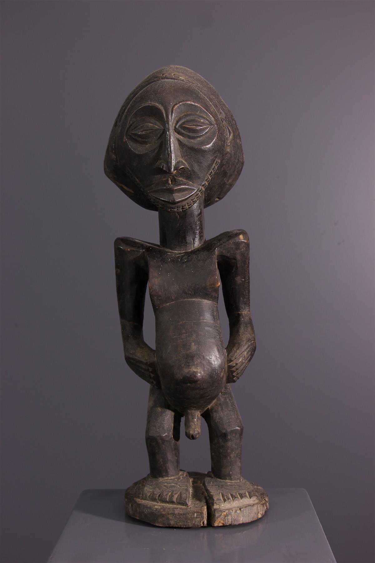 Statue Hemba - African art