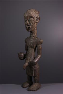 Prestigious figure Bena Lulua