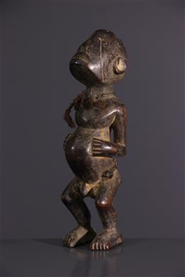 Statuette fetish Boulou, Bulu