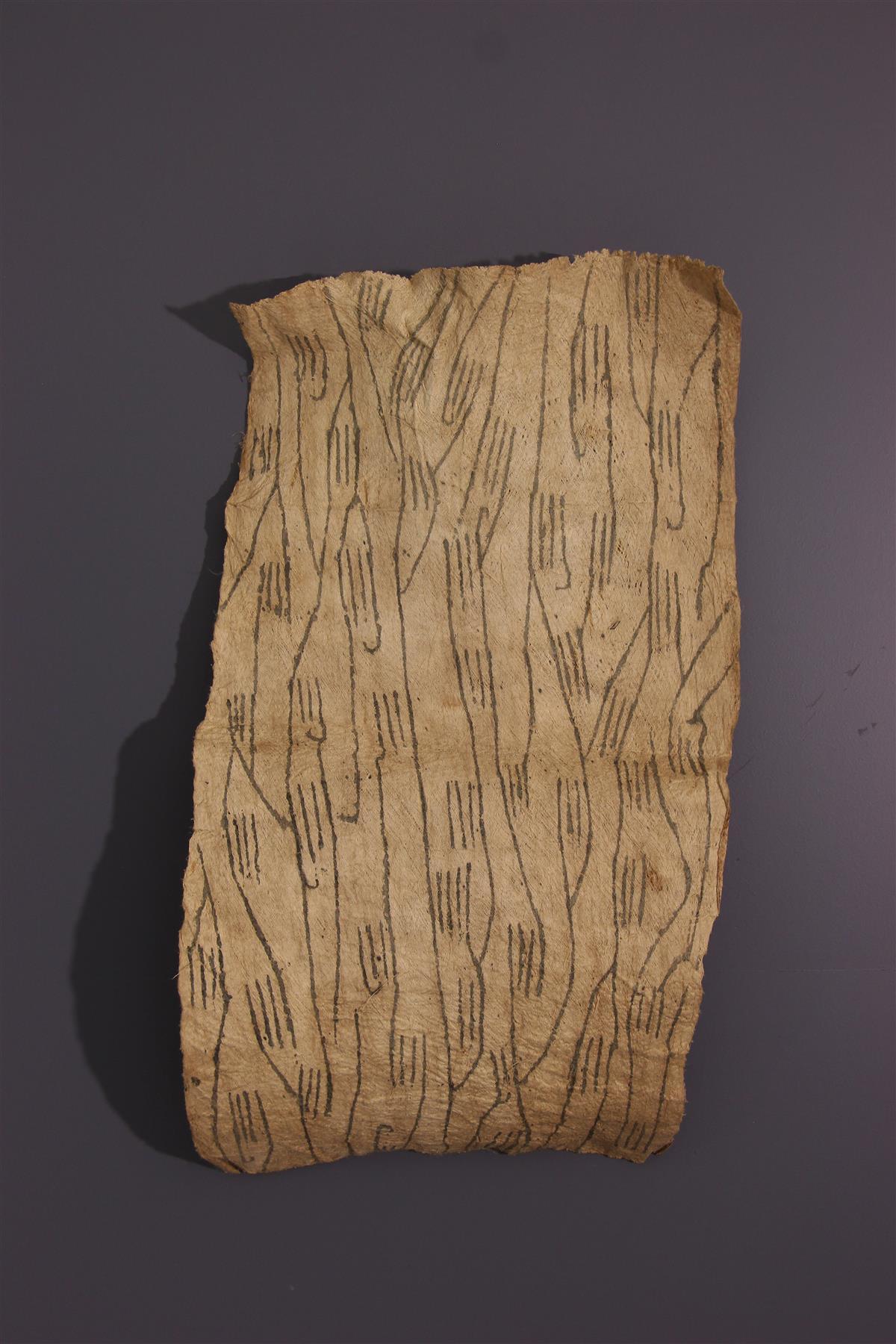 Textile Pongo - African art