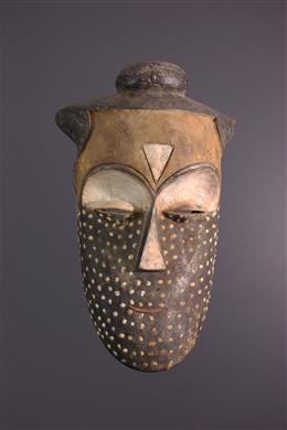 African art - Kuba Pyaang mask