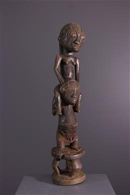 African art - Tabwa induction figure