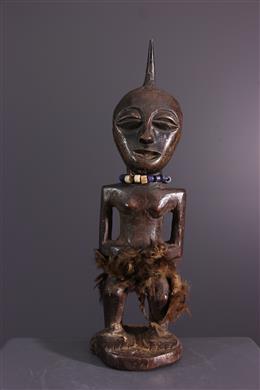 Songye Nkishi fetish statuette