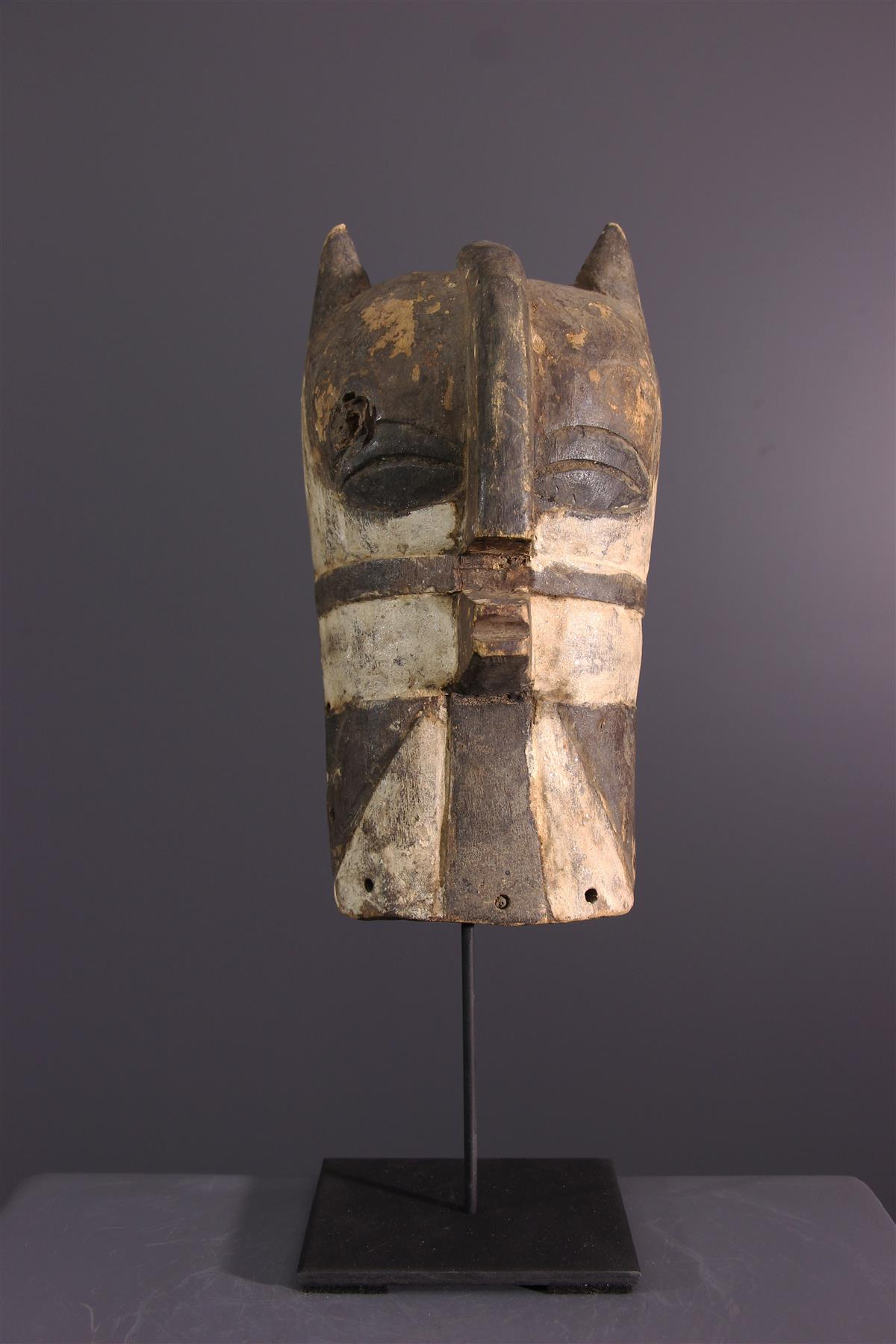Songye Mask - African art