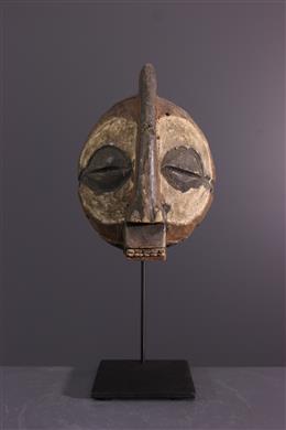 African art - Luba Mask