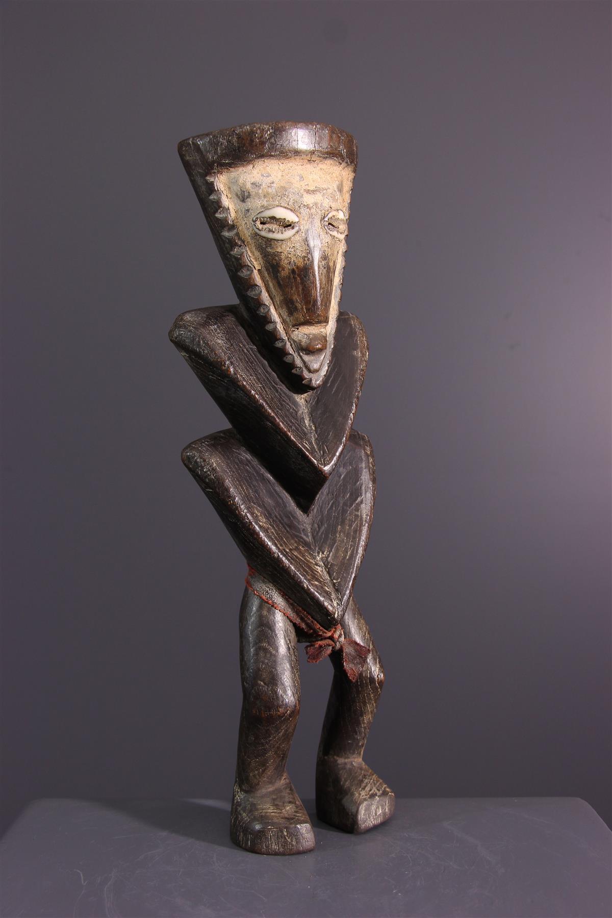 Bassikassingo fetish - African art