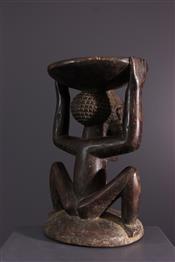 Tabourets, chaises, trônesLuba seat
