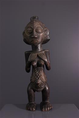 African art - Luba Mikisi figure