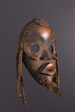 Dan Zapkei mask
