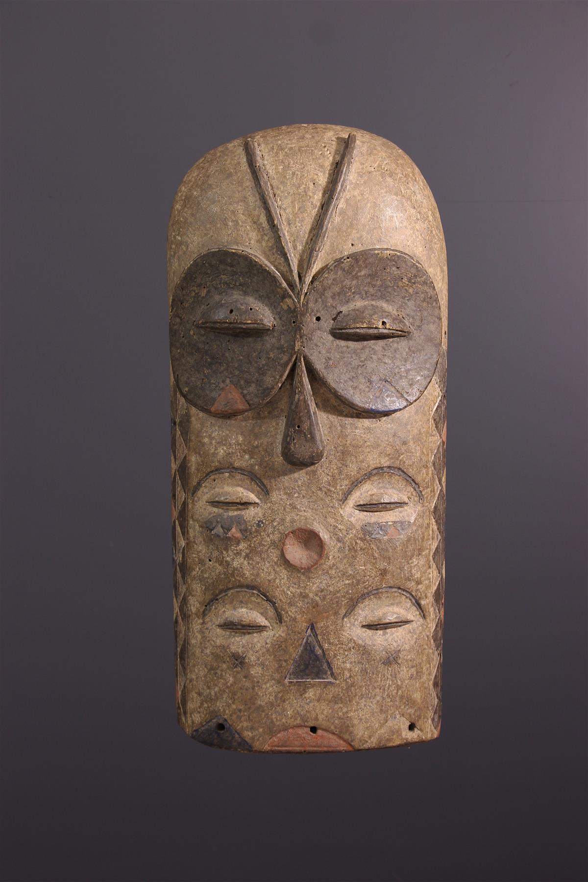 Masque Bembe - African art