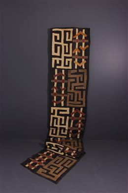 African art - Etoffe Kuba Ntcak nsueha Bushoong