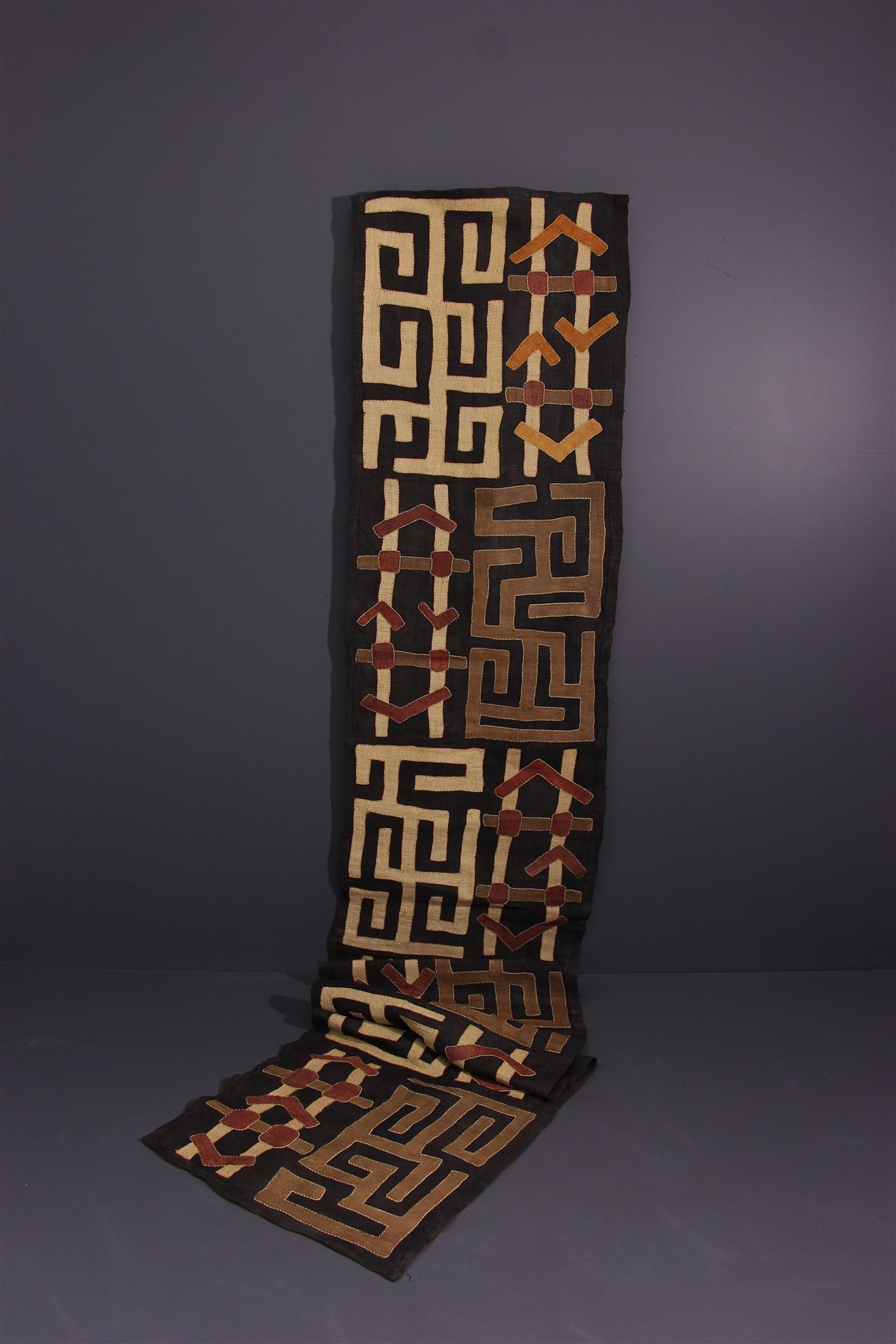 Textile Kuba - African art