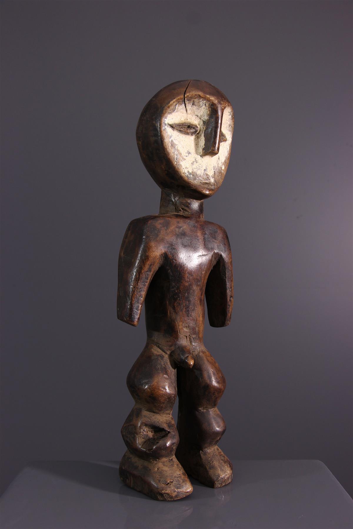 Lega Figurine - African art