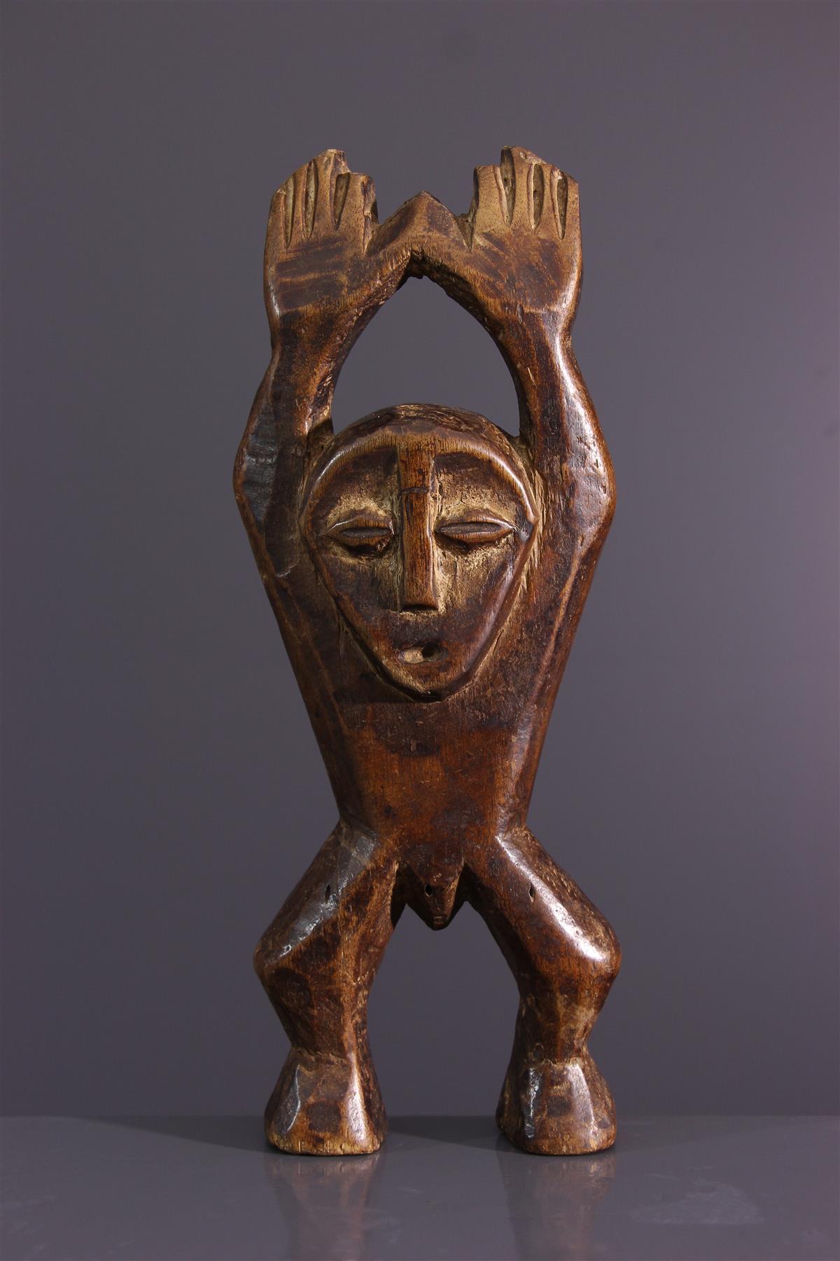 League Figurines - African art