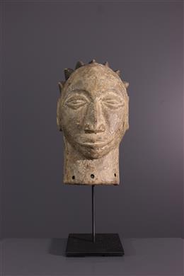 African art - Luba figurative mask