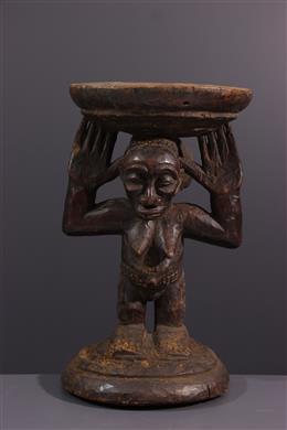 Hemba Kihona stool