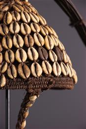 chapeaux, coiffesHeaddress Lega