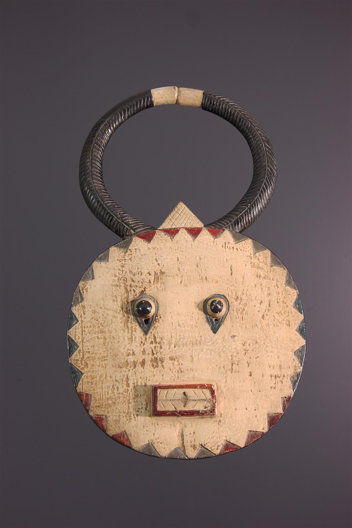 Baule Mask - African art