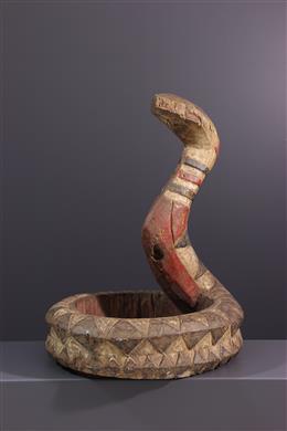 Figure of Snake Baga