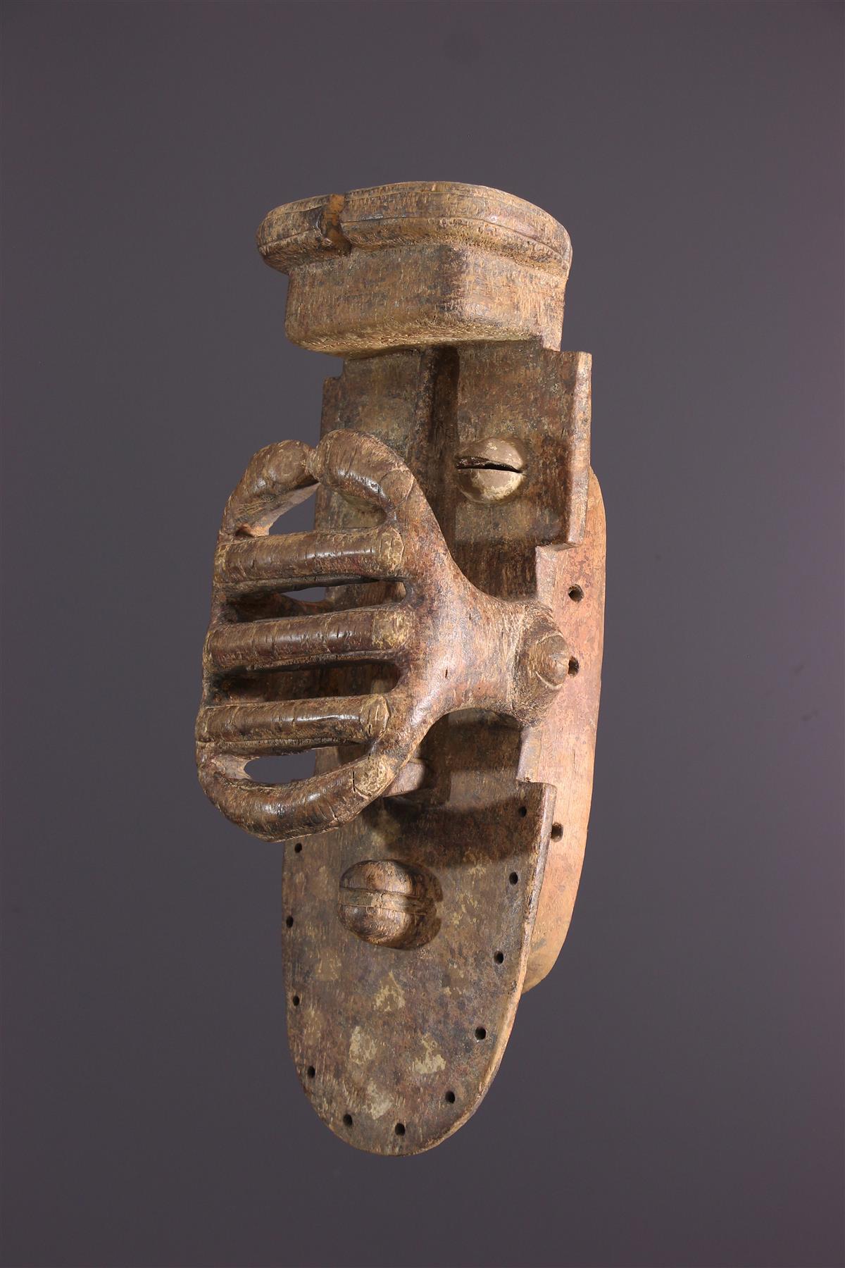 Guéré Mask - African art