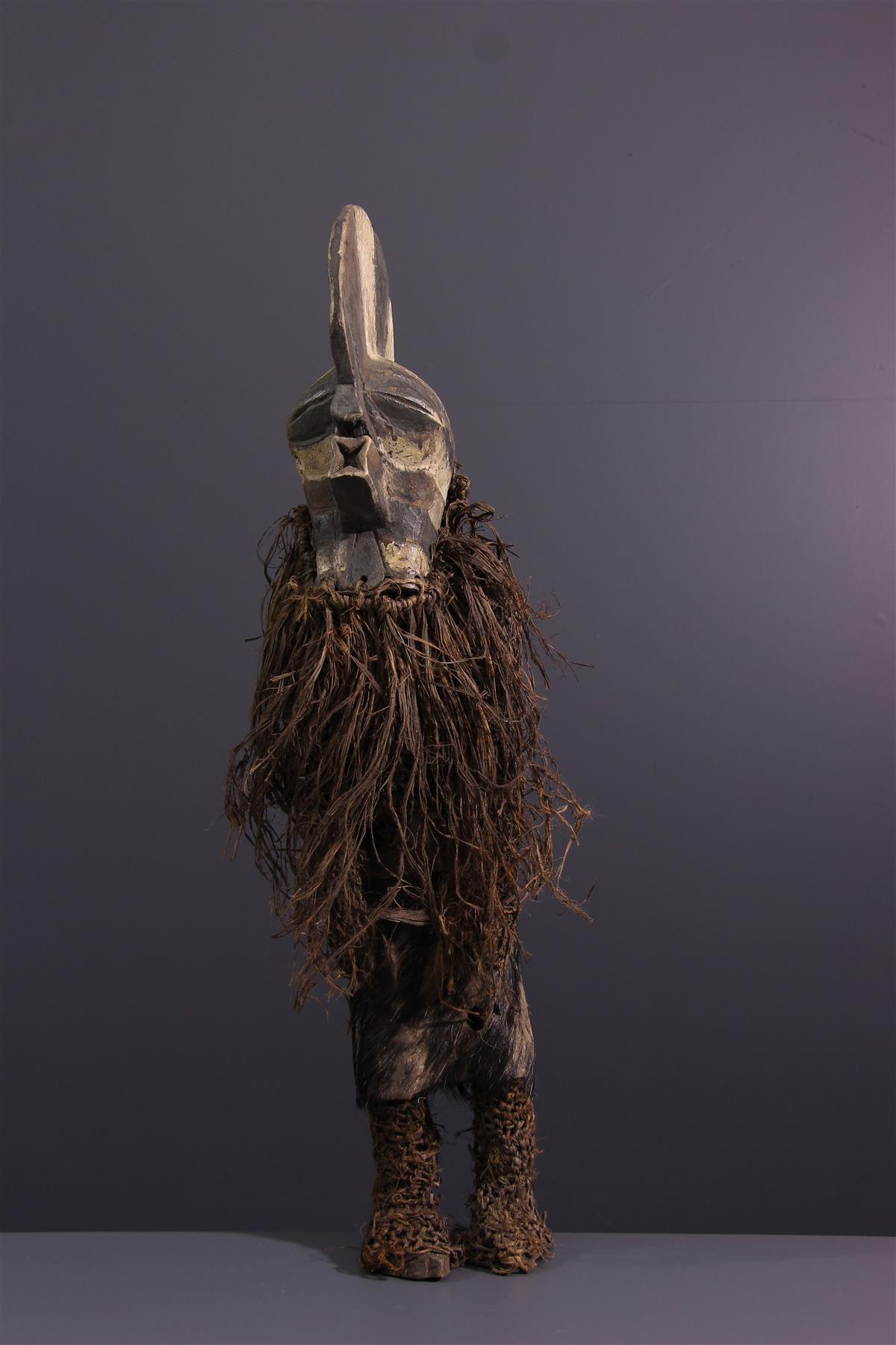 Songye Kifwebe figure - African art