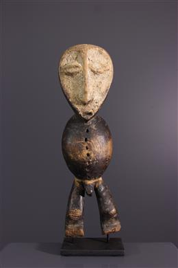 African art - Introductory statuette of Bwami Lega