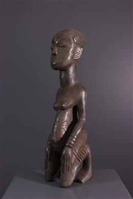 African art - Ancestor statue Ngeende
