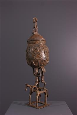 Dogon Cup bronze