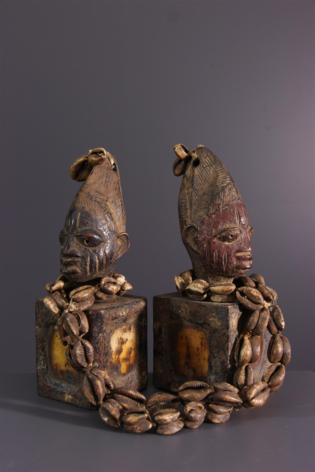 Statuettes Ibeji - African art