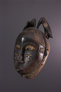 Yohoure Mask, Yaure, Ivory Coast