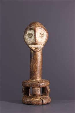 African art - Lega initiation statuette of the Bwami