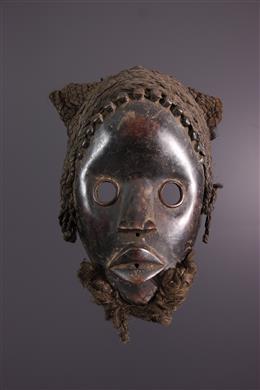 Mask Dan Zapkei ou Gunye