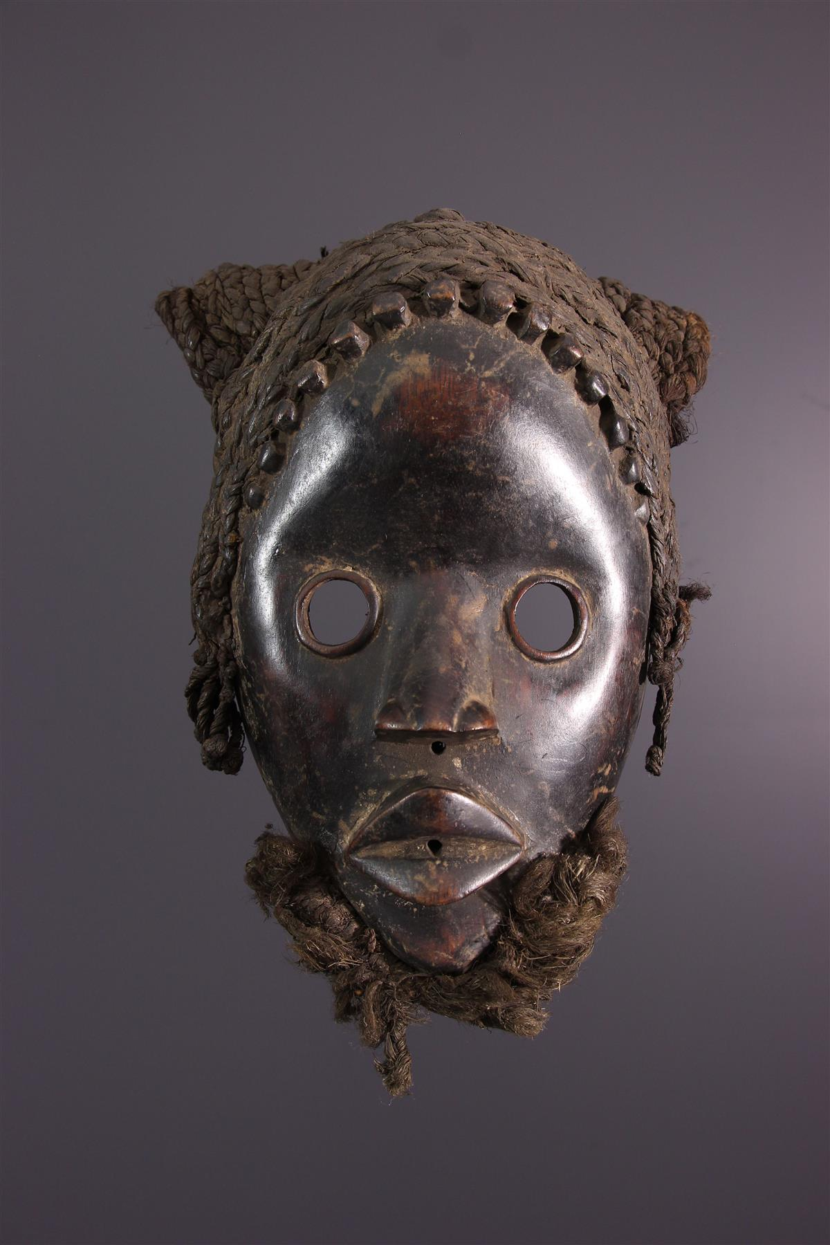 Mask Dan - African art
