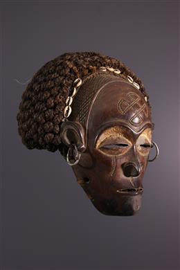 Women s Mask Chokwe Mwana pwo