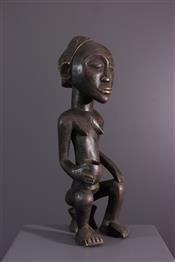 Statues africainesLuba statue