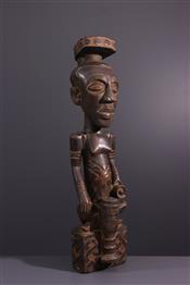 Statues africainesStatue of Cuba