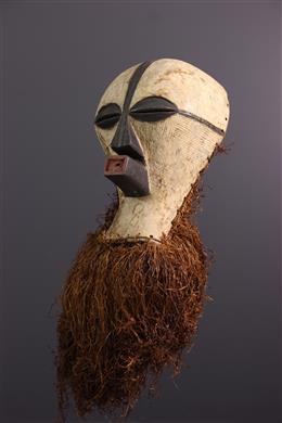 African art - Great Mask Songye Kifwebe Kikashi